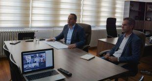 Kryesuesi, Albert Zogaj dhe kryetarët e gjykatave diskutuan për situatën aktuale në gjykatat e vendit