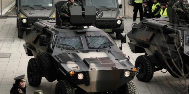 FSK-ja pajiset me automjete taktike amerikane ,,Hamvi''