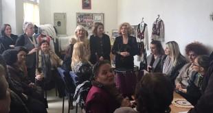 """Gruaja Demokratike e Degës së Prishtinës vendos ura bashkëpunimi me OJQ-në """"Jeta Vita"""""""