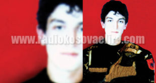 Gazmend Selman Lokaj (7.9.1974 – 5.6.1998)