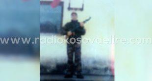 Gazmend Zeqir Zeqiri (16. 11. 19 78 – 7. 5. 1999)