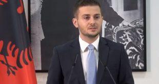 Gent Cakaj: Qeveria e Shqipërisë do ta mbështet financiarisht hapjen e librarisë me libra shqip në Ulqin