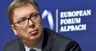 Vuçiq: Samiti i Parisit ishte i vështirë, ne kishim pozicion të ndryshëm nga të gjithë, shqiptarët erdhën me kërkesa maksimale