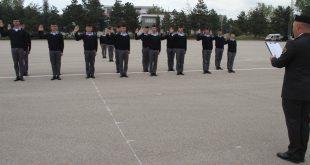 Gjenerata 2023 e rekrutëve të rinj të FSK-së dhanë betimin solemn