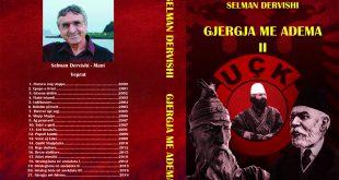 """Doli nga shtypi libri, """"Gjergja me Adema II"""" i autorit, Selman Dervishi"""
