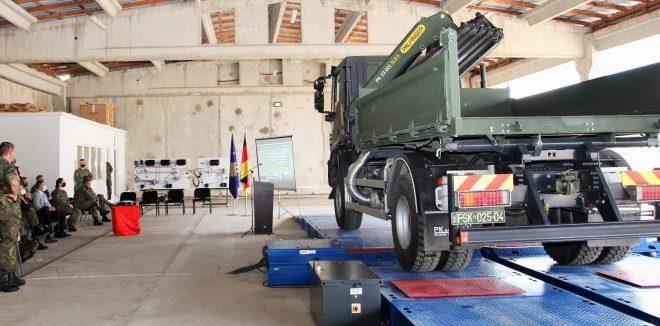 Qeveria gjermane dhuron donacionin e radhës për FSK-në