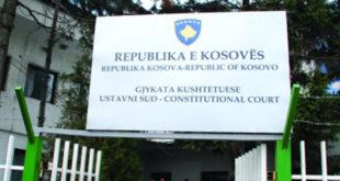 Gjykata Kushtetuese e Kosovës mori vendim aprovues lidhur me rritjen e pagave për kabinetin qeveritar