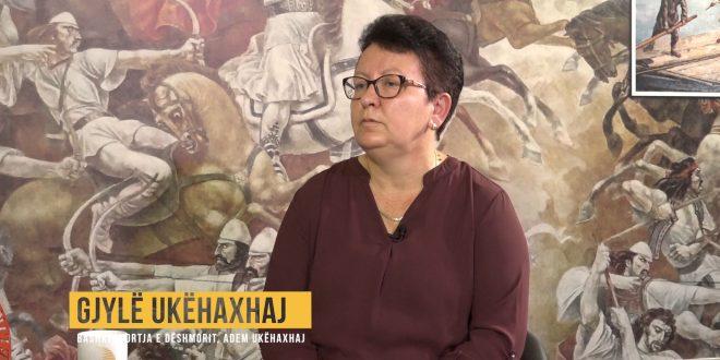 Gjyle Ukëhaxhaj: Ademi më porositi të kujdesem për fëmijët, m' i la amanet mua dhe Kosovës të kujdesemi për ta