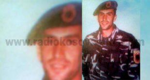 Habib Bahti Zogaj (9.6.1973 – 25.8.1998)