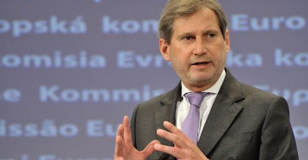 Johannes Hahn: Viti 2025 është rëndësishëm për kredibilitetin e perspektivës evropiane të Ballkanit Perëndimor