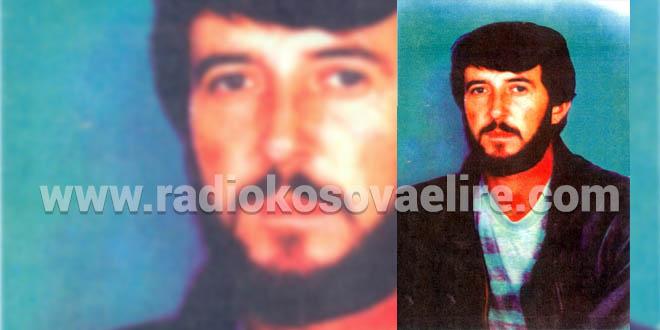 Hakif Sabit Zejnullahu (22.6.1962 - 31.1.1997)