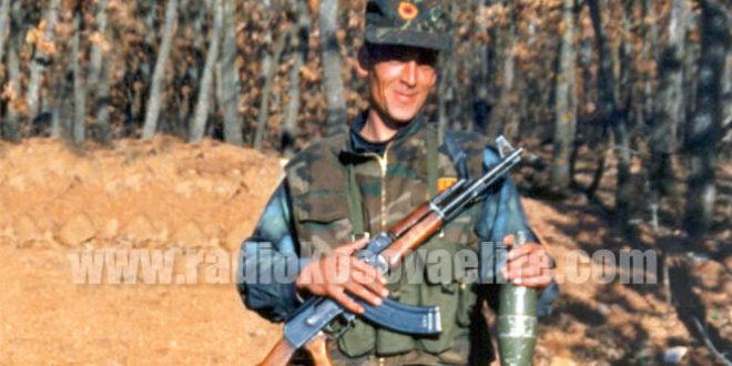 Halil Nezir Meta (20.9.1967 - 22.5.1999)