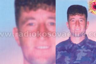 Halil Ukë Ukaj (16.1.1974-13.4.1999)