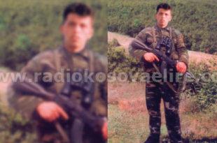 Halim Ramadan Bajraktari (28.1.1976 - 18.4.1999)