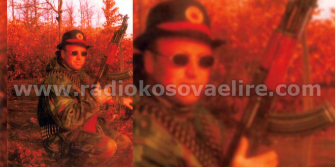 Halit Sokol Qallapeku (26.10.1965 – 8.4.1999)