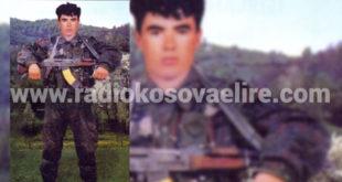 Hamdi Qamil Hajrizi (13.5.1973 - 6.11.1998)