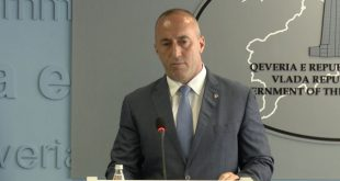 Kryeministri Haradinaj: 500 fëmijë në gjithë Kosovën deri në moshën 16 vjeçare, do të marrin shtesa nga 10 euro