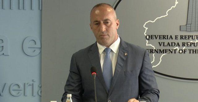 Kryeministri Haradinaj thotë se çfarëdo sulmi mbi qytetarët është atak ndaj vlerave të përbashkëta europiane