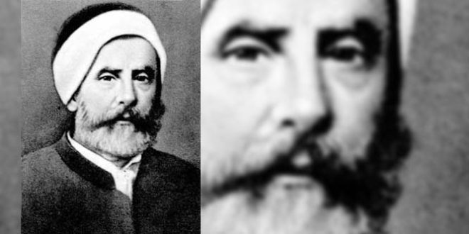 Hoxhë Hasan Tahsini, (1811 – 1881) rilindës, atdhetar, filozof dhe matematikan, shqiptar