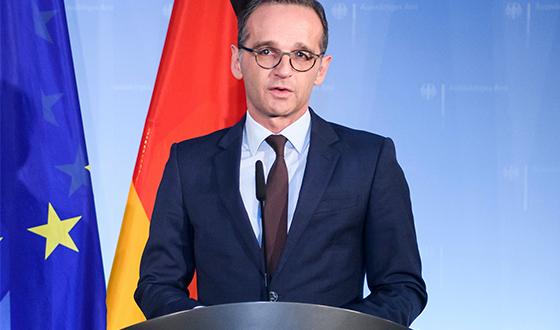 """Heiko Maas: Nuk ka asnjë pjesëmarrje të Gjermanisë në asnjë lloj """"non paper"""" që prek kujfijtë ballkanik"""