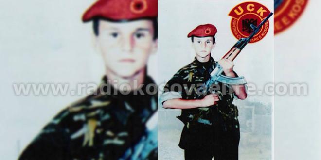 Himë Rasim Haradinaj (10.8.1981 - 24.3.1998)