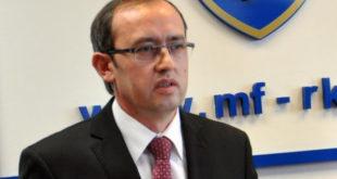 Ministri Hoti në takimet vjetore të BERZH-it në Qipro