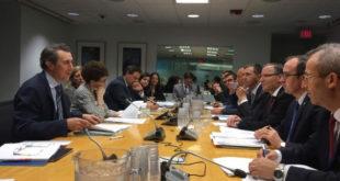 Ministri Hoti dhe zyrtarët e Bankës Botërore flasin për strategjinë e re të BB-së për Kosovë