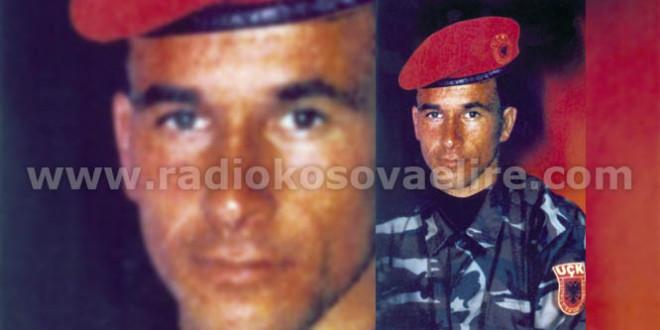 Hysen Rifat Sopaj (6.3.1972 – 3.4.1999)