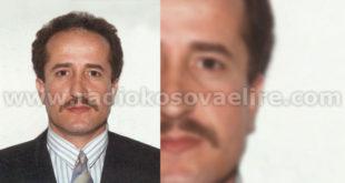 Ibish Daut Mavraj (1.3.1963 - 8.5.1999)