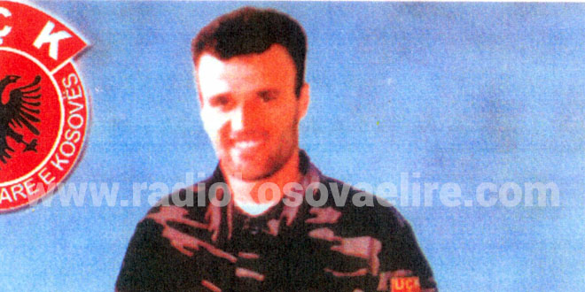 Ibrahim Selman Mazrekaj (19.11.1969 - 2.6.1999)