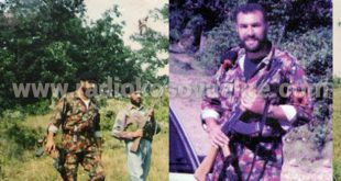 Më 28 Nëntor, Ditën e Flamurit, ditëlindjen e komandantit legjendar të UÇK-së zbulohet lapidari i herot Ymer Alushani