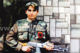 Isa Adem Ferati (8.4.1979 - 30.4.1999)