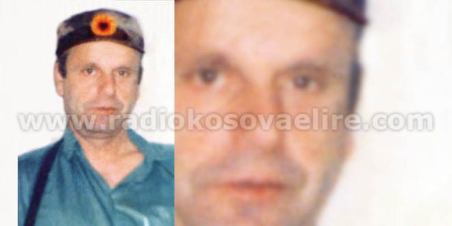 Isen Rrustem Elezi (1.8.1948 – 13.4.1999)