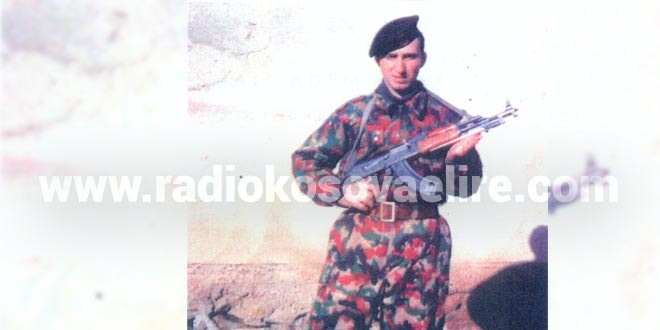 Ismail Adem Luma (5.3.1975 - 15.1.1999)