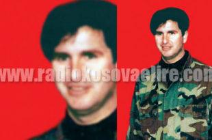 Ismail Malush Gashi (21.12.1967 - 28.5.1999)