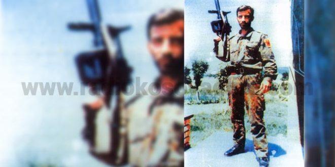 Ismet Jashar Jashari (16.4.1967 – 25. 8. 1998)