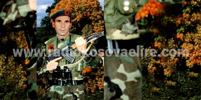 Ismet Hamit Rrahmani (11.6.1962 – 27.8.1998)