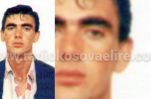 Isuf Muharrem Sadikaj (4.5.1977 - 28.7.1998)