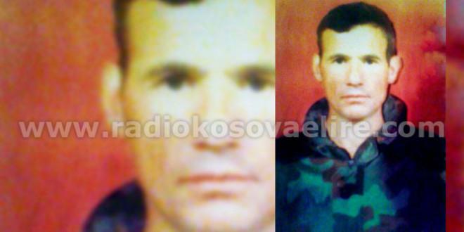 Isuf Isa Mulaj (5.5.1954 – 25.3.1999)