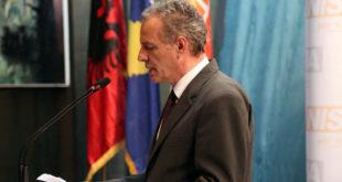 Dha dorëheqje kryetari i degës së Nismë për Kosovën, në Drenas, Izet Ibrahimi