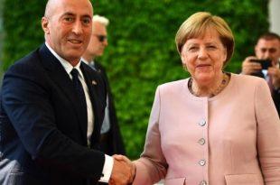 Haradinaj: Kosova është me fat që në të gjithë etapat e shtetbërjes, kanë pasur krah vetes shtete si Gjermania