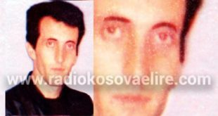 Jahë Salih Kabashi (1.11.1968 - 22.12.1998)