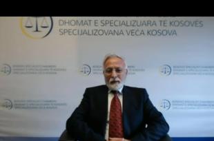 akup Krasniqi, u ka bërë të ditur prokurorëve të Gjykatës Speciale se ata nuk mund të flasin në emër të popullit të Kosovës