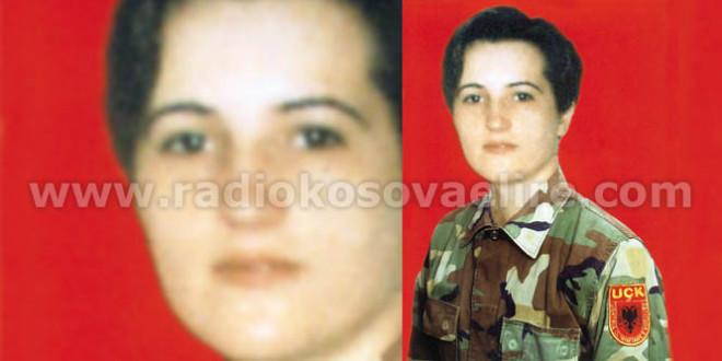Jehona Sabit Raka (6.11.1976 - 9.4.1999)