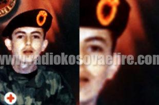 Jeton Ali Kabashi (29.1.1982 - 27.5.1999)