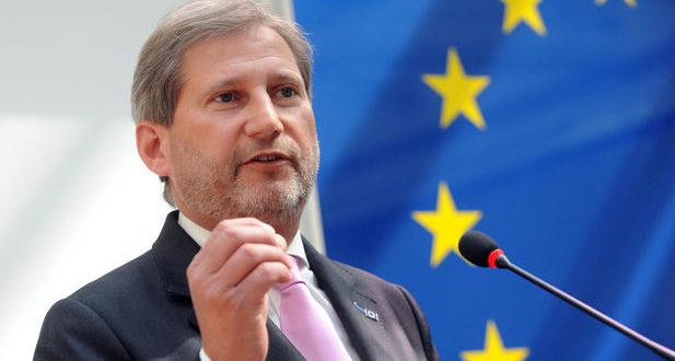 Komisionari evropian, Johannes Hahn, kërkon nga politika në Maqedoni të vlerësojë verdiktin e qytetarëve në referendum