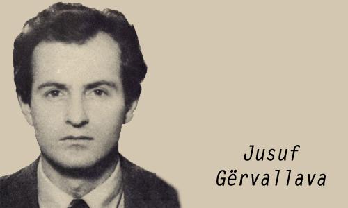 Jusuf Gërvalla