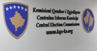 Komisioni Qendror i Zgjedhjeve sot mban mbledhjen e radhës ku do të shqyrtohet regjistrimi i tri partive politike
