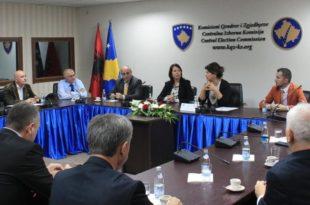 Në vendin tonë po qëndron një delegacion i Komisionit Qendror Zgjedhor të Shqipërisë