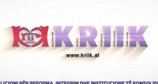 """KRIIK organizon Konferencën Kombëtare:""""Kostot e Demokracisë II; Paratë në politikë dhe Integriteti Zgjedhor"""""""